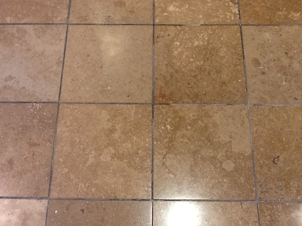 Granite Tile Countertops Without Grout Lines